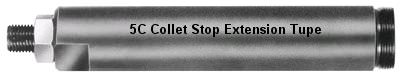C Collet Stop Extension Tube