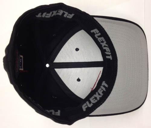 ROVI Embroidered FlexFit Hat Black