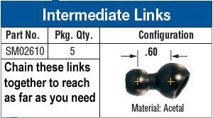 SwivelMax Intermediate Links Online Ordering