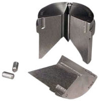 collet pads