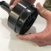 Custom Expanding Collet