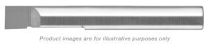LEFT HAND RADIAL RELIEF BORING BAR CARBIDE ALTiN COATED .105 X 3/8 (1/8 SHANK) 1-1/2 OAL