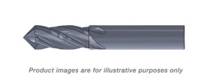 DRILL MILLS - Solid Carbide