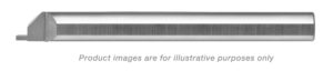 FACE GROOVE TOOL SOLID CARBIDE (.251 GROOVE) 3 /4 SHANK 4 OAL