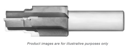 PORT TOOL FOR ROSAN CAVITY CARBIDE TIPPED 1-5/8-18 UNJEF  (1-1/2 TUBE) 4.50 OAL (AS1300 PS10035)