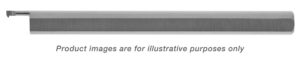 THREADING TOOL SOLID CARBIDE ALTiN COATED COATED .040 X .080 (1/8 SHANK) 1-1/2 OAL (.013 OALFFSET) 56 TO 80 TPI