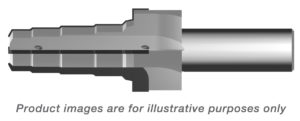 HYDRAFORCE 4 WAY CARBIDE TIPPED FINISHER ALTiN COATED - 0.750 SHANK DIA. 5.50 OAL - TWO COOLANT HOLES PER FLUTE