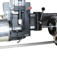 Collet Fixture for Laser and Welding Applications