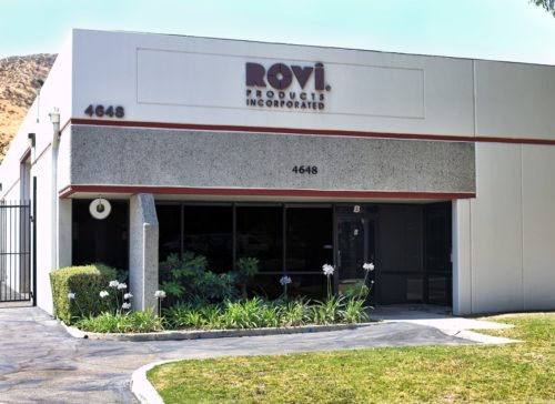 Rovi Building
